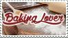 :: Stamp   Baking lover by mleko099