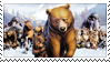 :: Stamp | Brother Bear by mleko099