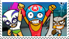 :: Stamp | Mucha Lucha by mleko099
