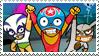 :: Stamp   Mucha Lucha by mleko099