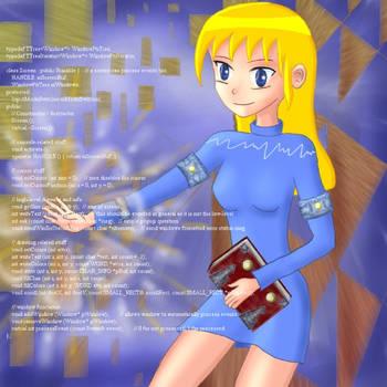 InfoWarrior by ancientlore