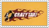 Crazy Taxi stamp by darkgex