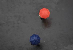 umbrellas by ceydakanberoglu