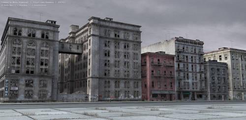 Abandoned Street