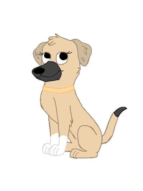 Cookie The Dog Pound Puppies
