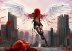 Someday I'll fly away... by DarianaLoki