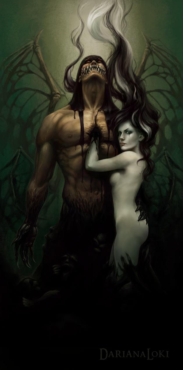 Nekro our souls by DarianaLoki