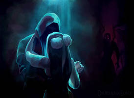 Nekro death dance by DarianaLoki
