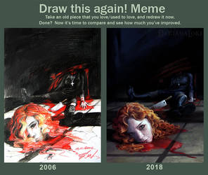 Draw it again by DarianaLoki