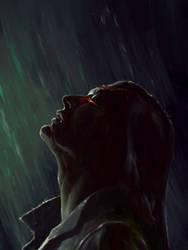 Nekro Hates rain by DarianaLoki