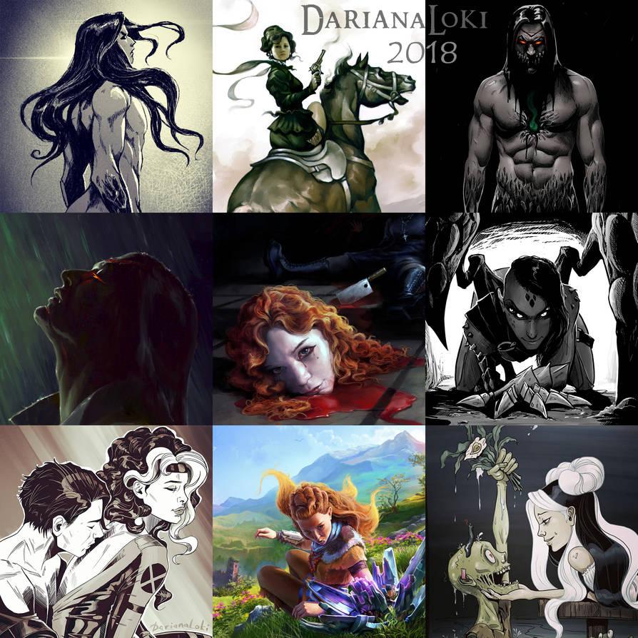 DarianaLoki 2018 by DarianaLoki