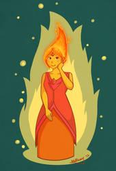 Fire Inside My Body