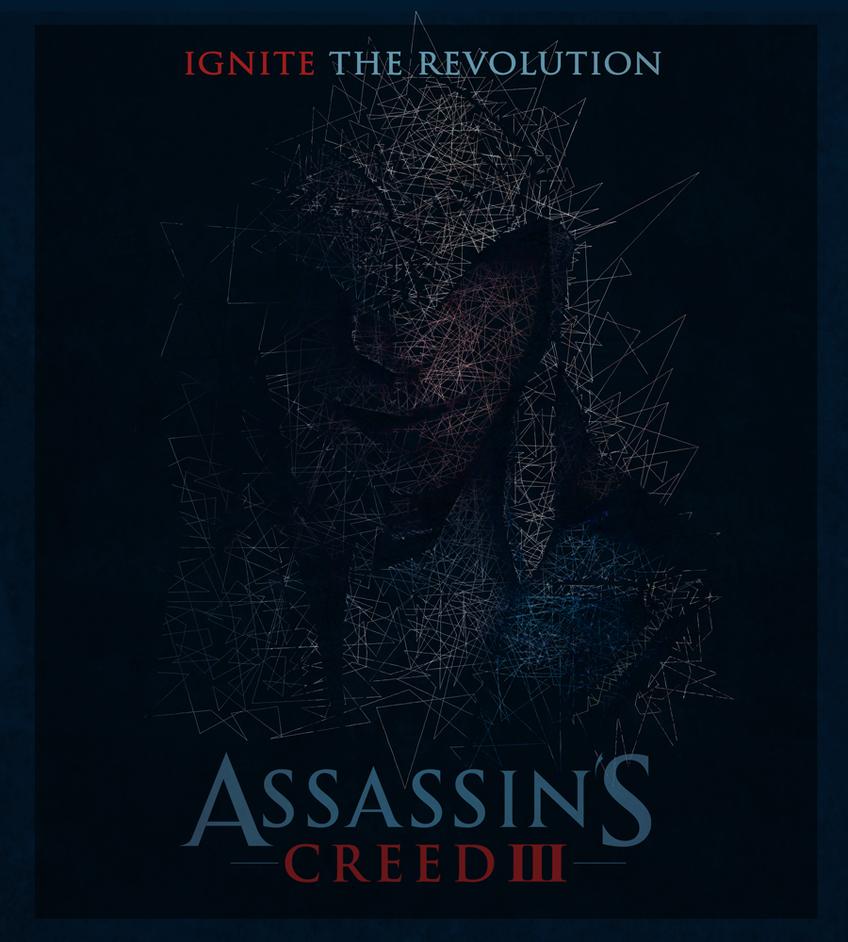 Assassins Creed III Poster by Deividas12
