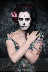 day of the dead by MaryLyan
