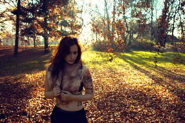 autumn by MaryLyan