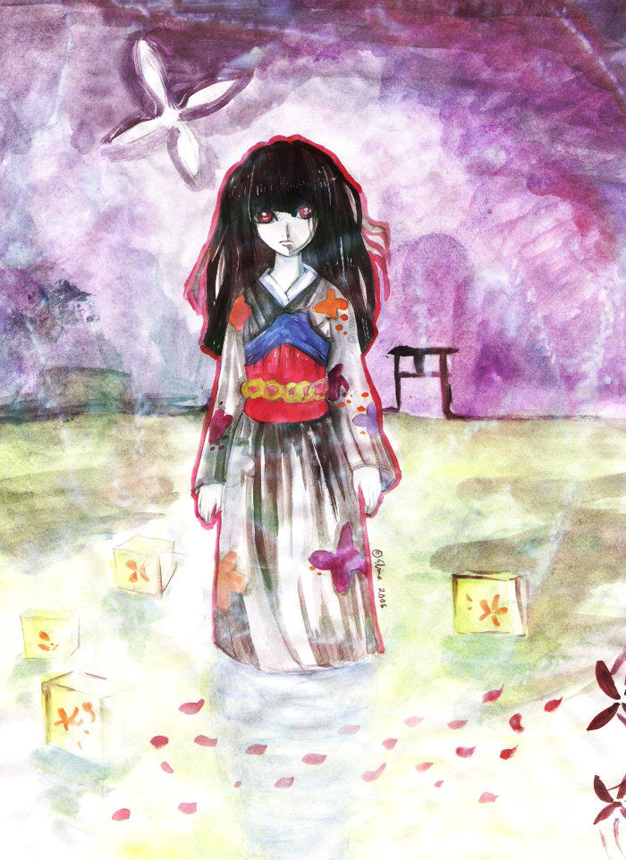 The Hell Girl