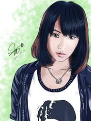 LiSA by Rizki Tri .A