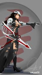 Netherguard Catherine
