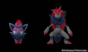 Zorua Evolution
