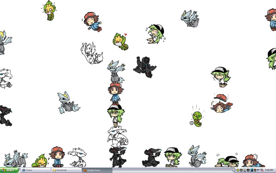 Shimeji Download Pokemon Images