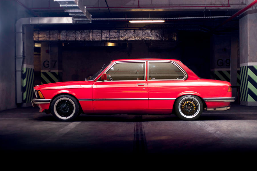 BMW e21 by AuthoRph on DeviantArt
