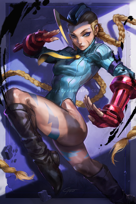 Cammy White by JimboBox