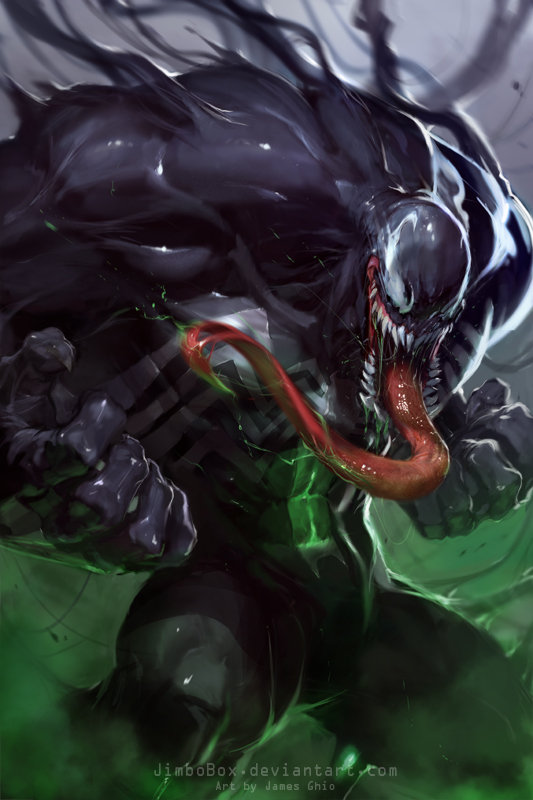 Venom by JimboBox