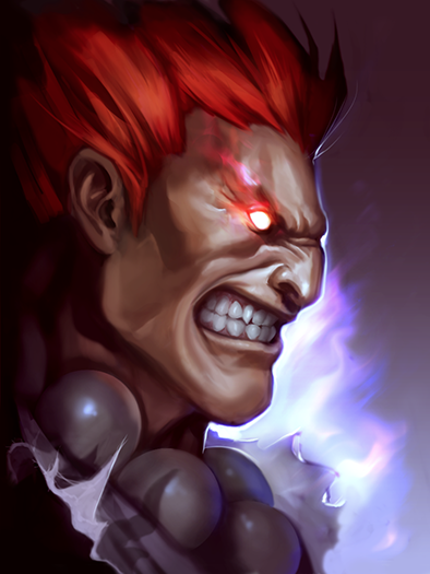 Akuma by JimboBox