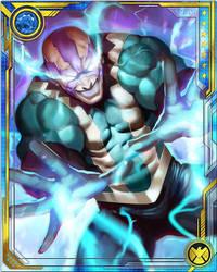 Electro Marvel's WOH