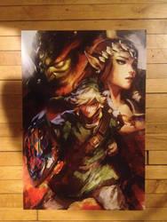 Zelda by JimboBox