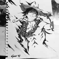 ACE sketch by JimboBox