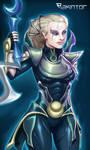 Diana:::League of legends Rakintor style