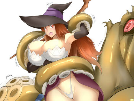 Sorceress vs Kraken