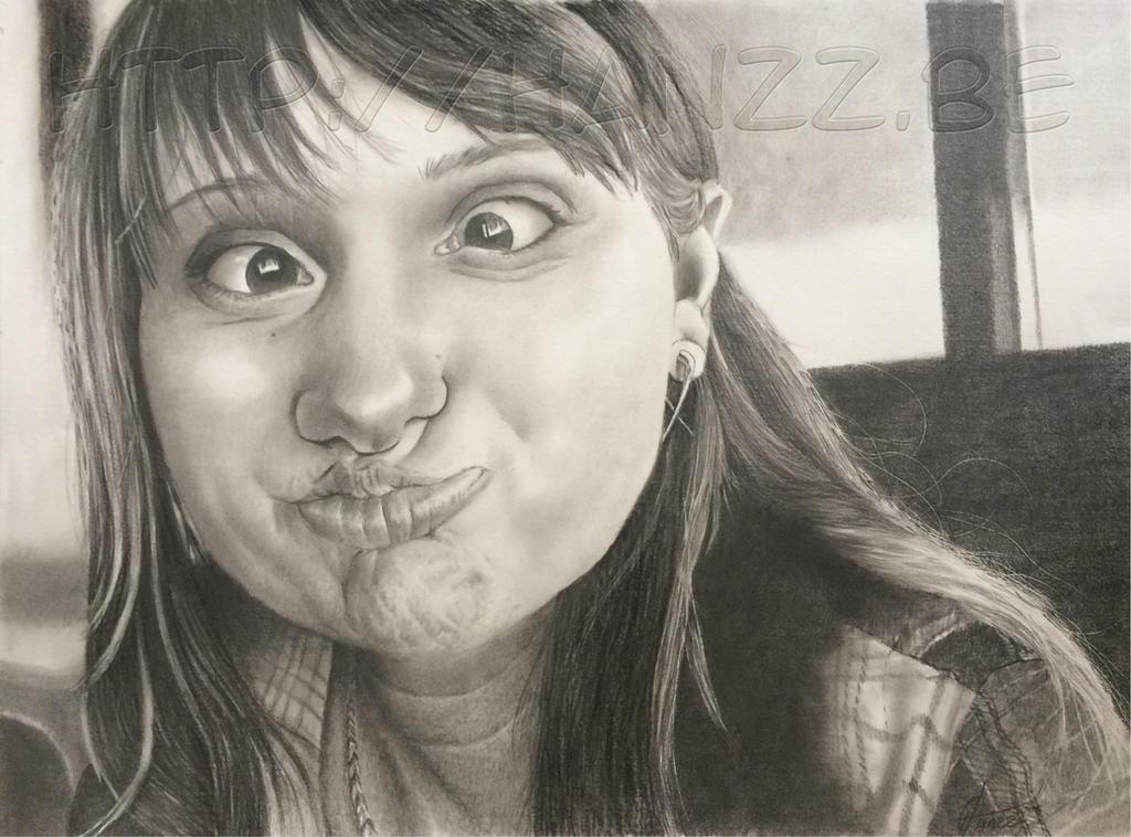 Goofy by Hanzz-Art