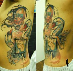 The Swan by jukan6