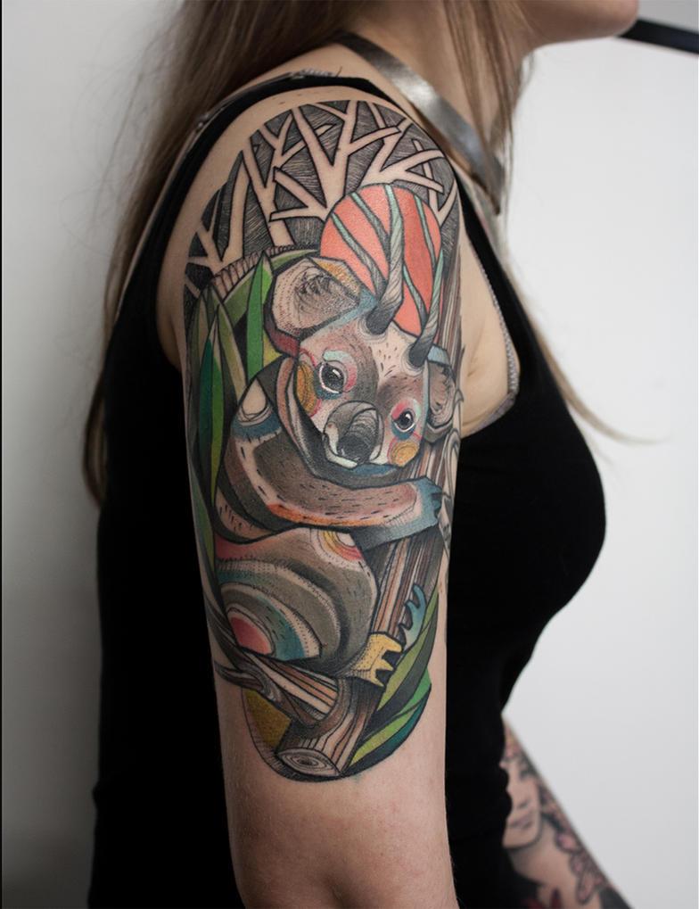 Der Koala by jukan6