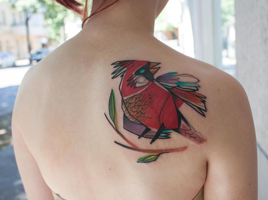 Cardinal by jukan6