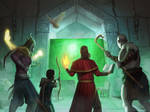 Dungeons and Dragons art