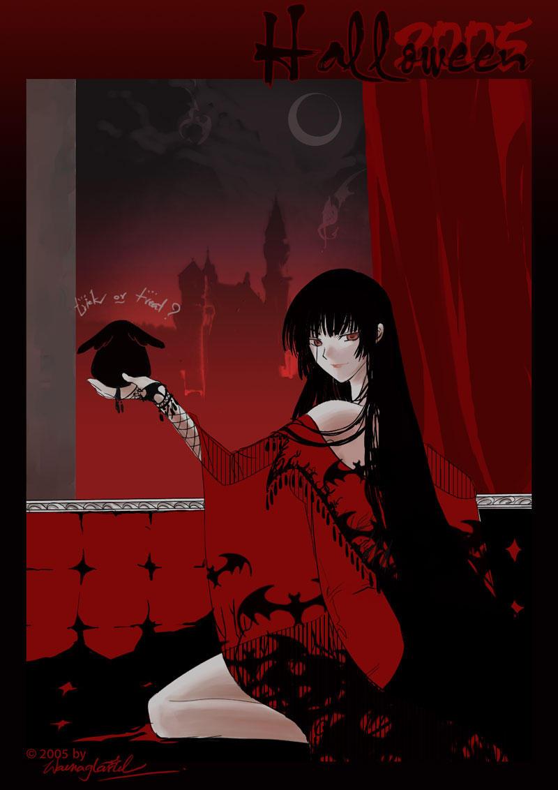 ::XXX Halloween:: by Waenaglariel