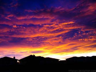 November Sunrise by tiffanani