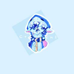 Blu Sharky [ Commission ]