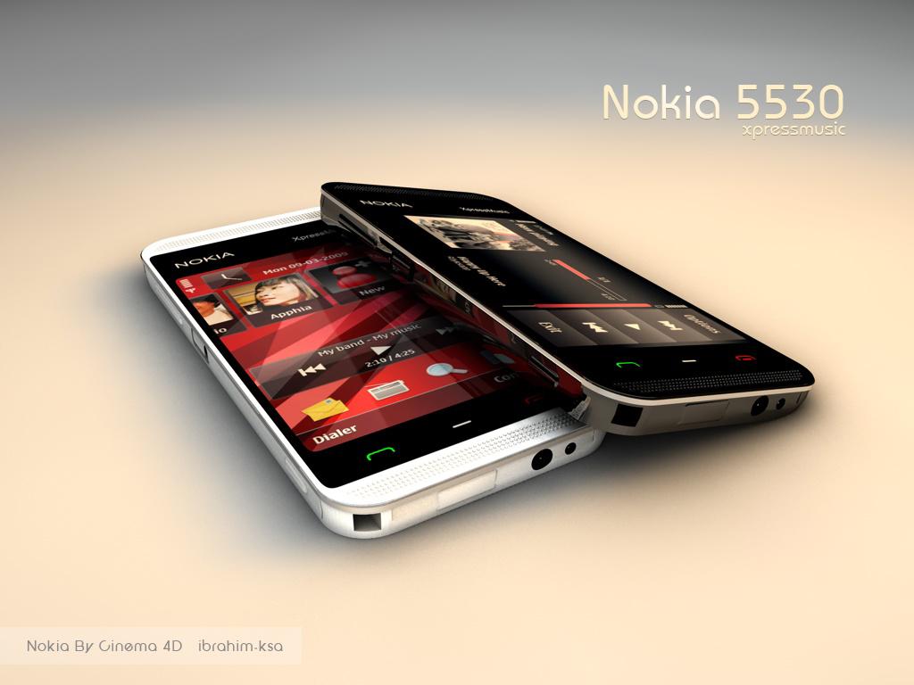 Temas para Nokia S60v5 5230, 5530, 5800, N97/mini, X6