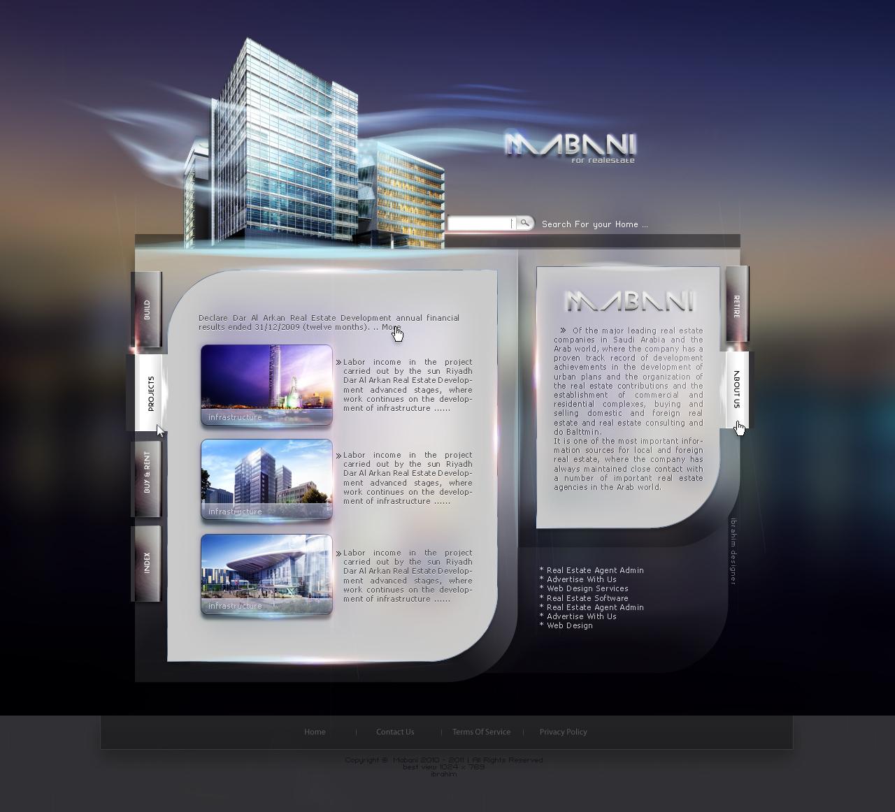 MABANI WEBSITE by ibrahim-ksa