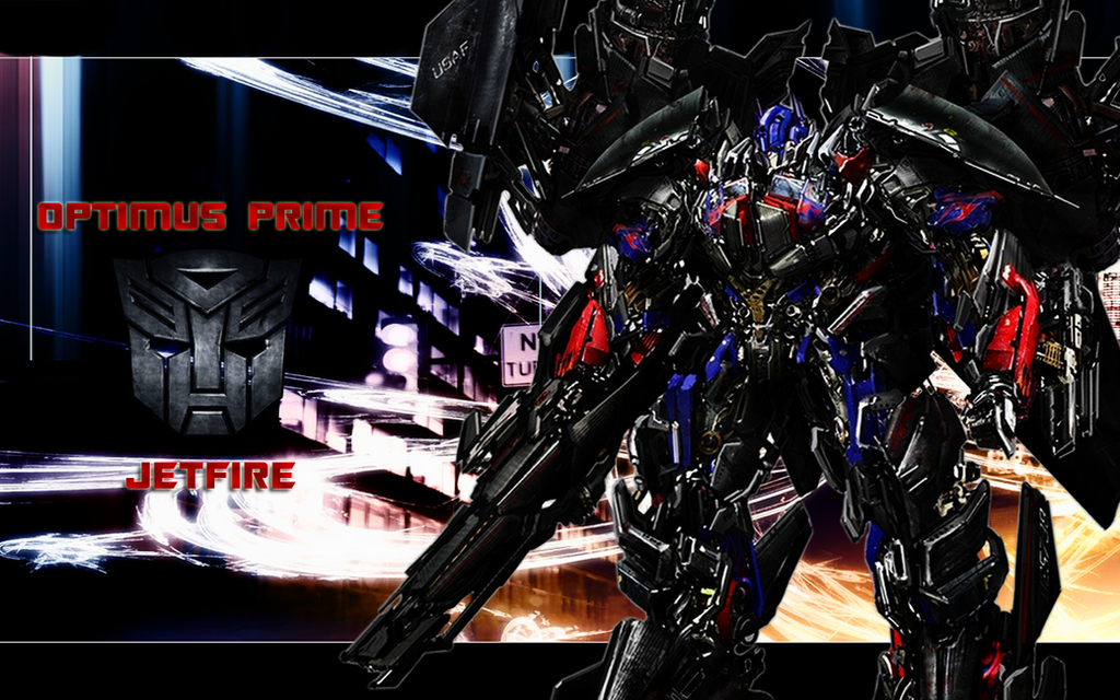 Transformers 2 Optimus Prime 3 By CrossDominatriX5
