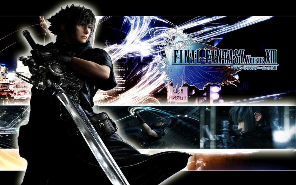 Final Fantasy Versus XIII 2 by ~CrossDominatriX5 on deviantART