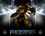 Transformers 2 Bumblebee