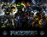 Transformers 2 Autobots