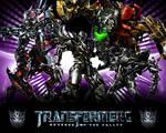Transformers 2 Decepticons