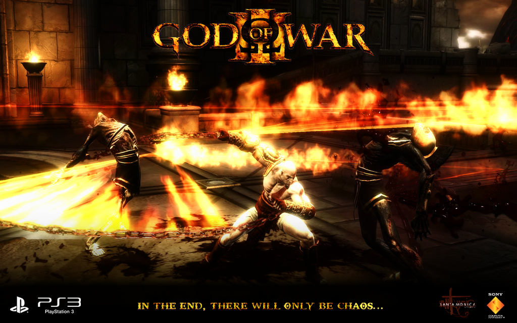 wallpaper god of war 3. God of War 3 Wallpaper 2 by