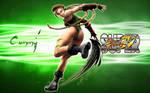 Super Street Fighter 4 Cammy